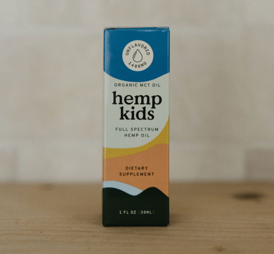 Hemp Kids Unflavored 1400mg