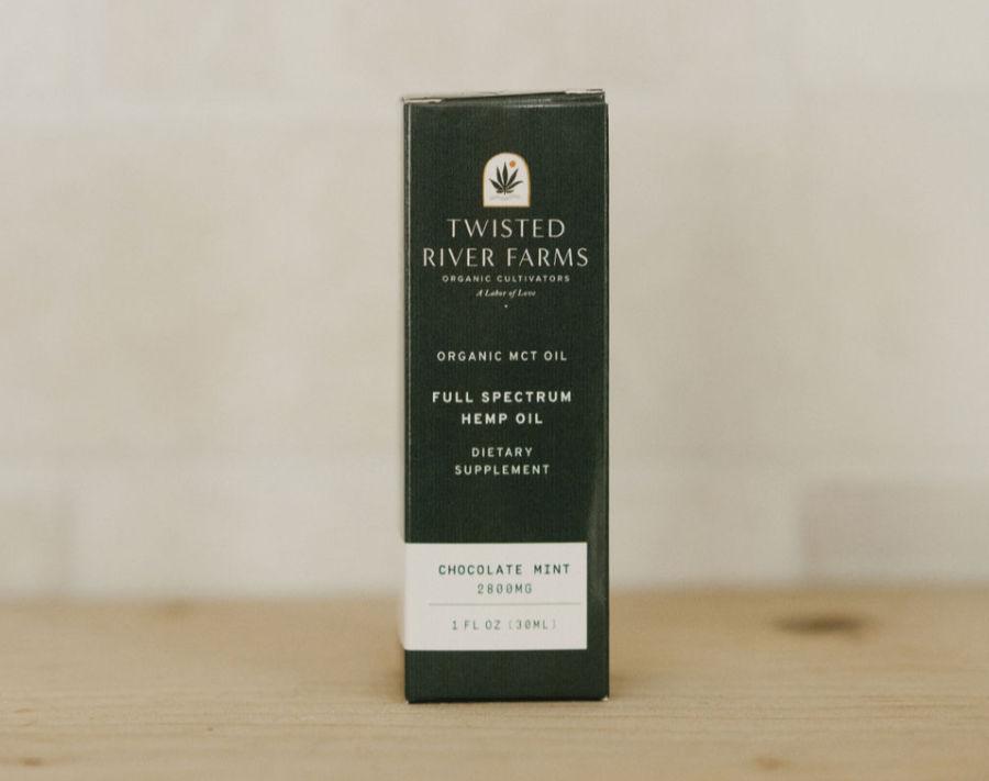TRF Mint Chocolate 2800mg