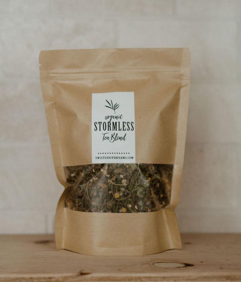 Stormless Organic Tea Blend (6-8% CBD)